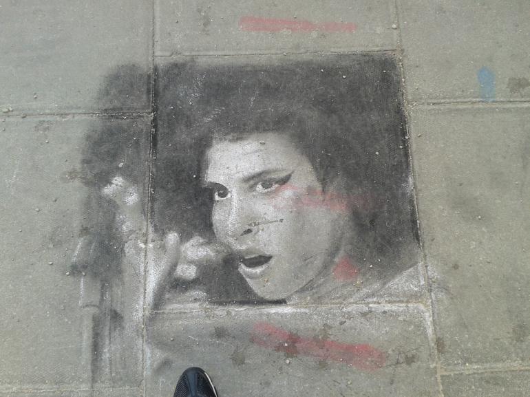 Amy em Camden