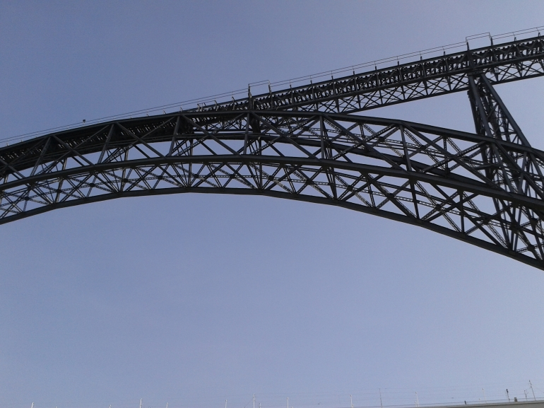 Debaixo da Ponte D. Luís