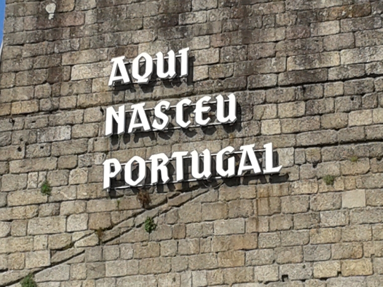 Muralha de Guimarães