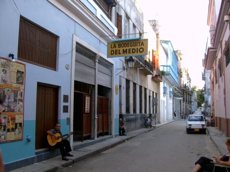 Bodeguita del Medio, Havana