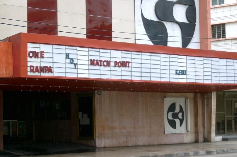 Cinema e Havana